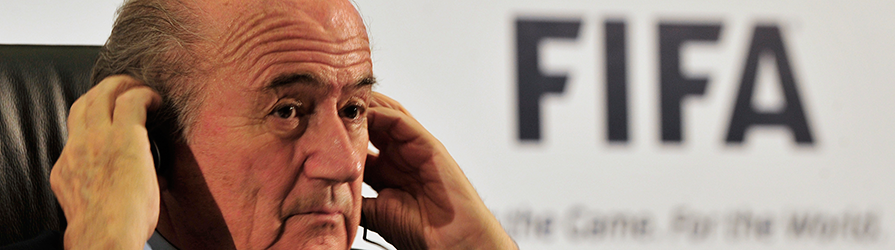 City Academics comment on the allegations of corruptions within FIFA and Blatter.
