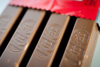 Chocolate trademarks