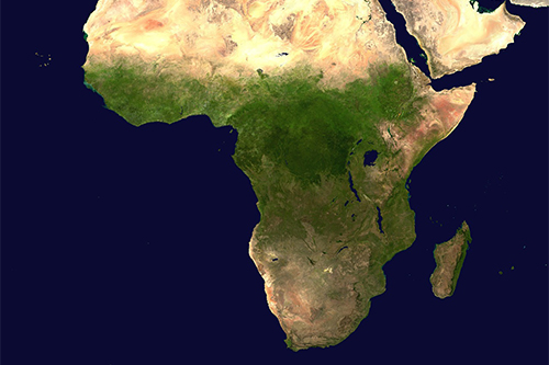 Suzanne Franks writes about the conception of Africa