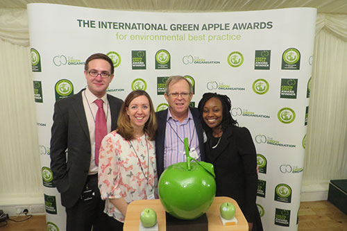 Green Apple Awards