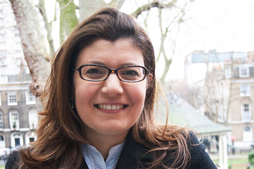 Zahera Harb