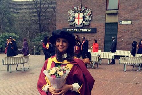 Graduation Barbican