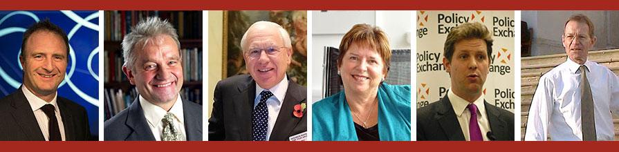 City University London alumni and hon grads named in the Debrett's 500 2016