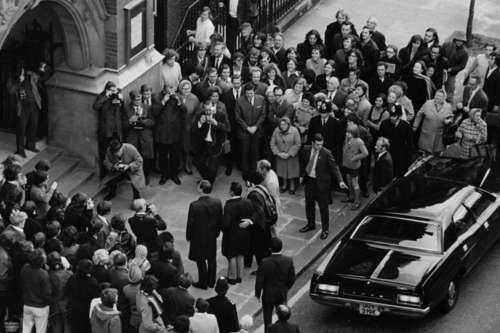 Apollo 15 astronauts visited City University London