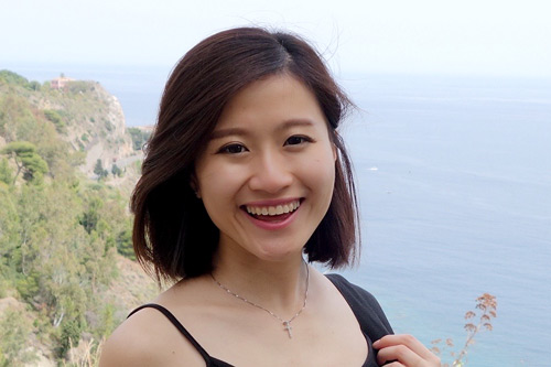 Wiki Tay, Clinical Social and Cognitive Neuroscience student