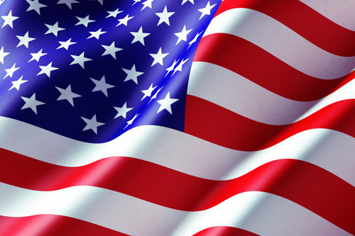 US flag. US election 2016, experts react