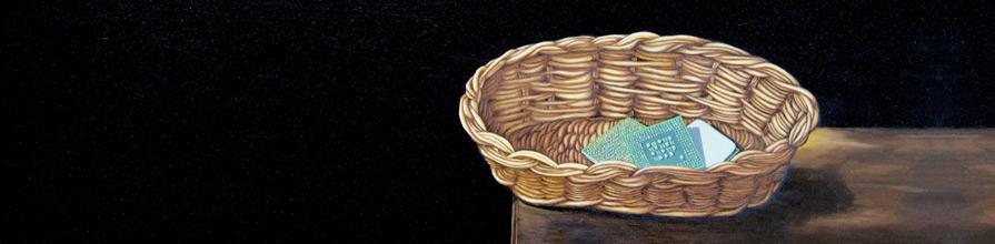 Basket of CPUs - artwork