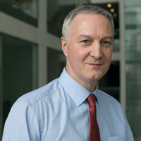 Divisional Lead Professor Chris Hull