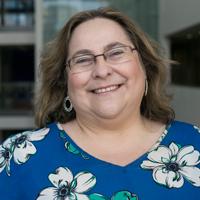 School of Health Sciences Associate Dean Professor Victoria Joffe
