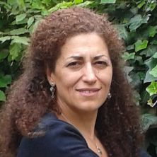 Portrait of Professor Ana-Maria Fuertes