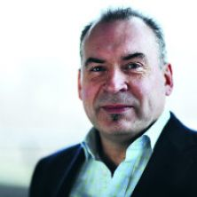 Portrait of Professor Cliff Oswick
