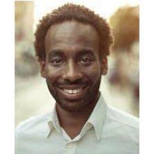Portrait of Dr Munir Hiabu