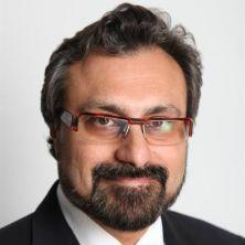 Portrait of Professor ManMohan S Sodhi