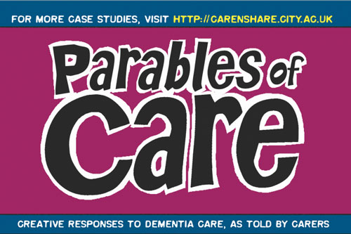 Parables of care image