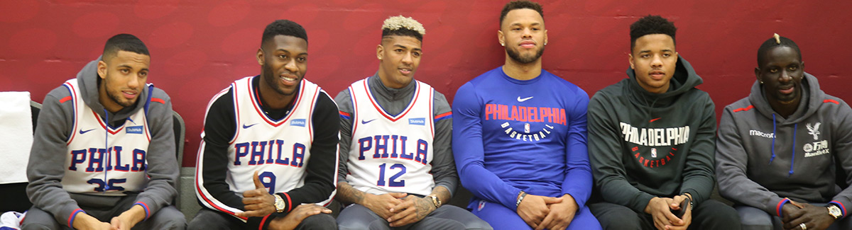 NBA visit