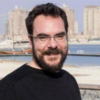 portrait of Dr Ioannis Kalpouzos