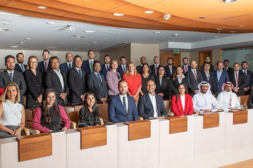 Cass Business School EMBA in Dubai welcomes twelfth intake
