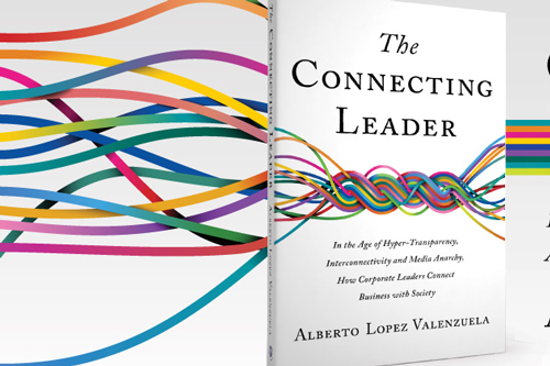Alberto Lopez Valenzuela's new book the Connected Leader