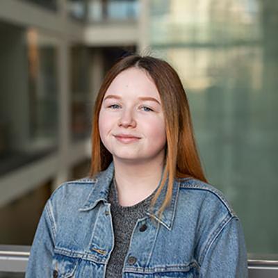 Samantha Bailey is a BSc Mental Health Nursing student