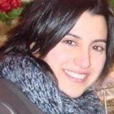 Elyse Chakar smiling