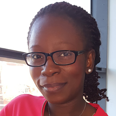 Adenike Badekale is a European Commission Assistant Accountant at City, University of London