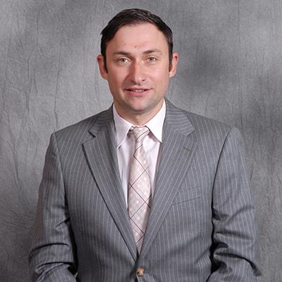 Denys Volkov is an alumni ambassador