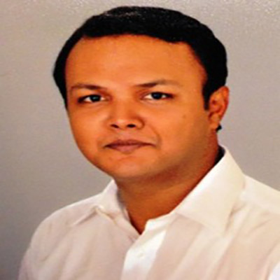 Dheeraj Jain is an alumni ambassador