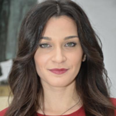 Alumni ambassador Paraskevi Trikalopoulou
