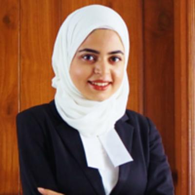 Alumni ambassador Vishal Shamsi