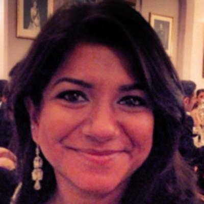 Alumni ambassador  Gauri Gupta