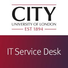City University of London, IT Service desk