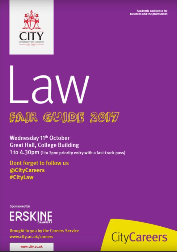 Law booklet with old logo