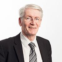 portrait of Donald Stirling