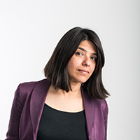 Portrait of Radha Kessar