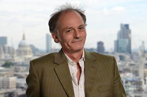 City alumnus Richard Klein