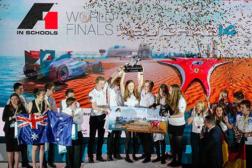 F1 Finals