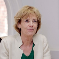 portrait of Professor Rosemary Hollis