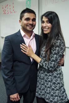Proposal Vineet Patel and Jyoti Bhatia