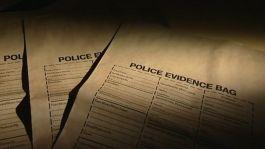 Police Evidence Bag