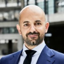 Portrait of Dr Paolo Aversa