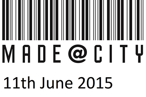 Logo for Made at City competition
