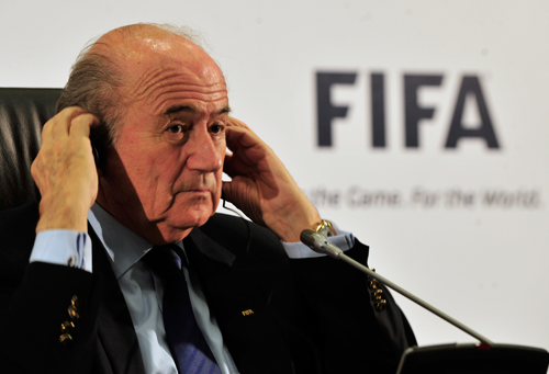 Academics analyse the importance of media sports rights and governance in light of the recent allegations of corruptions within and towards Joseph Blatter