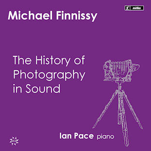 History of photography in sound cover