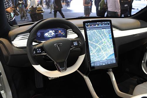 Tesla Inside