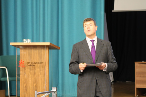Paul Burstow lecture