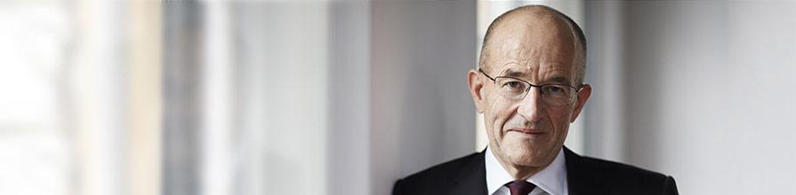 Vice-Chancellor Professor Paul Curran