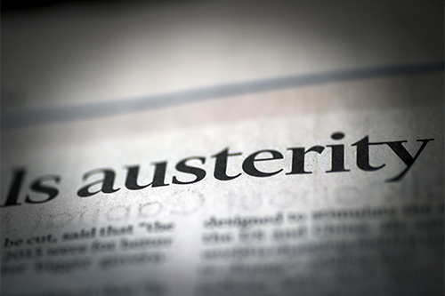 City held a panel discussion on the media coverage of austerity