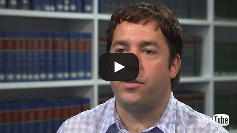 Tom Alkin talks about the Graduate Diploma in Law programme at City University London