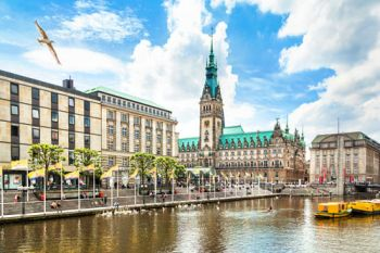 Hamburg City Mooting competition