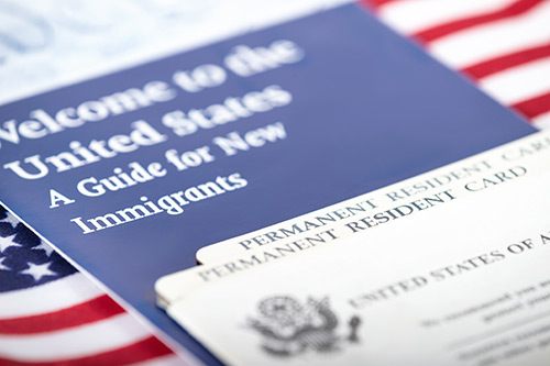 Professor Michael Ben-Gad has done new research into immigration in the USA.
